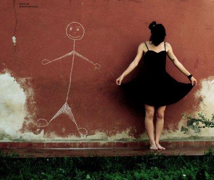 Imaginary Friend by MOTHart.