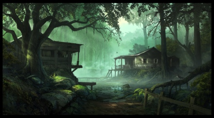 Swamp Fever by Andree Wallin