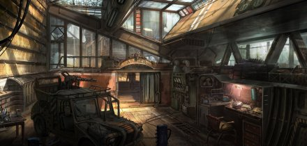 Garage, by Jonone (click-through for full size!)